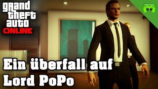 GTA ONLINE # 80 - Ein überfall auf Lord PoPo «» Let's Play Grand Theft Auto Online | 60HD