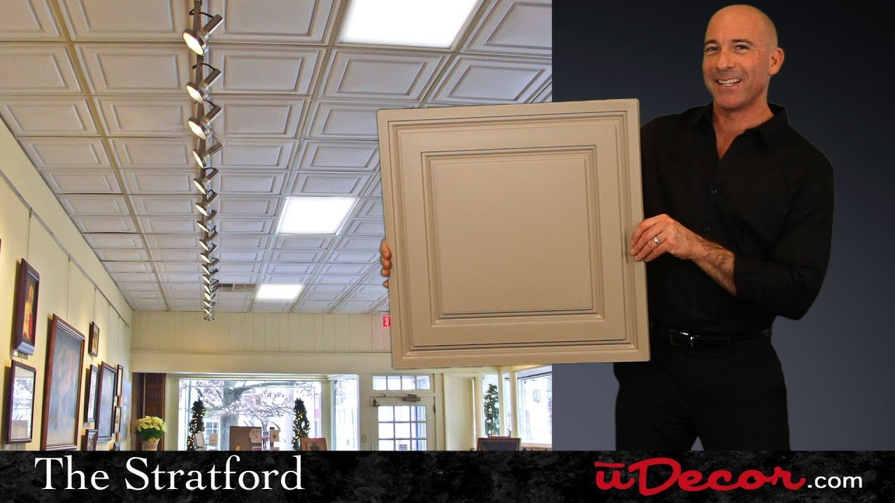 Stratford ceiling tiles youtube stratford ceiling tiles dailygadgetfo Choice Image