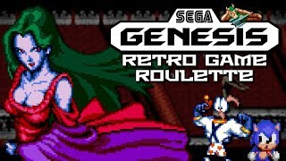 Retro Game Roulette: Sega Genesis