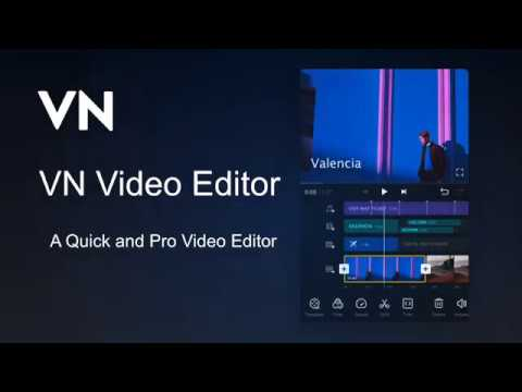 VN Video Editor is easy and free to use without watermarks丨VN Video Editor