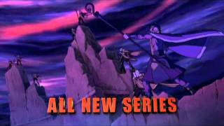 ThunderCats Season 1 Book 2 DVD Announcement Trailer