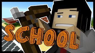 minecraft school roleplay archery lessons 2