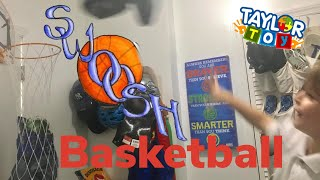 Taylor Toy Over the Door Basketball Hamper Review