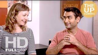 Kumail Nanjiani and Emily Gordon interview on The Big Sick