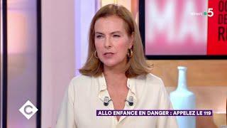 La colère de Carole Bouquet ! - C à Vous - 16/05/2019