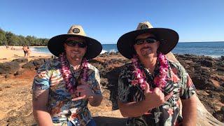 LTT FROM KAUAI, HAWAII...