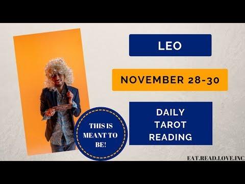 Leo Weekly Horoscope 4 - 10 December, 12222