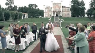 Сказочная свадьба в замке Бирини