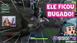 Bug Fortnite-Look at this Bug Galera!!!
