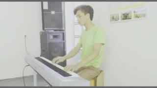 PIANO || DUY CHÚA ĐÁNG CA NGỢI || You Alone I Praise || Mười Đào Full MV