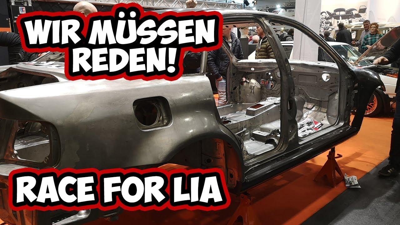 DerShoemaker - Race for Lia - Bremen Classic Motorshow - Bitte bis zum Ende ansehen!