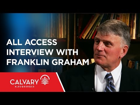 All Access Interview With Franklin Graham - Skip Heitzig