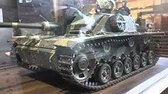 RC Tank  Radio controlled Radio ohjattava panssarivaunu