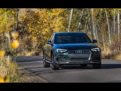 Audi A4 Allroad 2018 Car Review