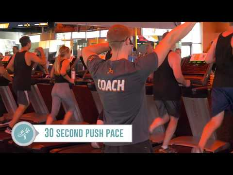 Orange Theory HIIT Workout