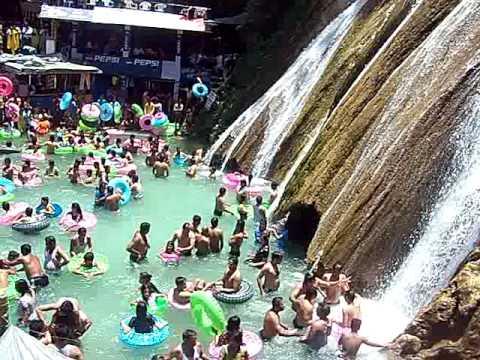 Kempty Falls Mussoorie India