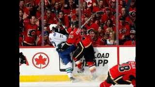 """Calgary Flames Playoff Anthem: """"arenas Can't Hold Us"""" Photo Compilation"""