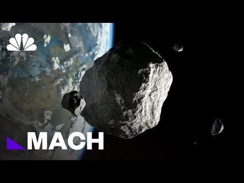 Earth Is About To Have A Close Encounter With A Massive Asteroid   Mach   NBC News