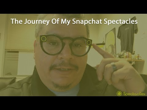 The Unfiltered Journey of My Snapchat Spectacles