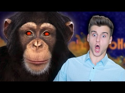 I Hate This Monkey! (Reacting To Chimbot)