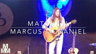 Matthew Marcus McDaniel - Valerie (Amy WInehouse Cover) - The Back Porch, Kilgore, TX