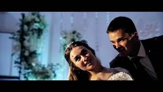 Свадебный первый танец, жених и невеста