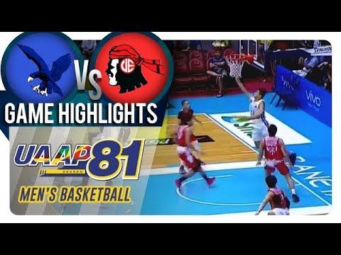 UAAP 81 MB: ADMU vs. UE | Game Highlights | October 24, 2018
