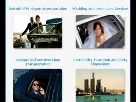 Detroit Hire Luxury Limousine Transportation Services|DTW Metro Airport Limo