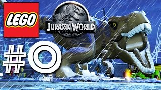 Thumbnail für das LEGO Jurassic World Let's Play