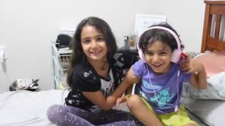 My 2 Little Friends ❤ Saniya and Zayan
