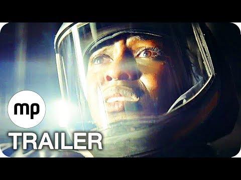 Nightflyers Trailer Deutsch German (2018) Georg R.R. Martin Netflix Serie