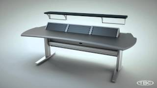 Tbc Consoles Smarttrac V2 - Technical Furniture