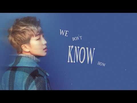 BTS Rap Monster – Monterlude Lyrics
