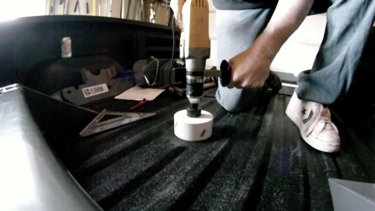 medium resolution of fifth wheel b w companion hitch install on a 2011 ford super duty f350 6 7l diesel youtube