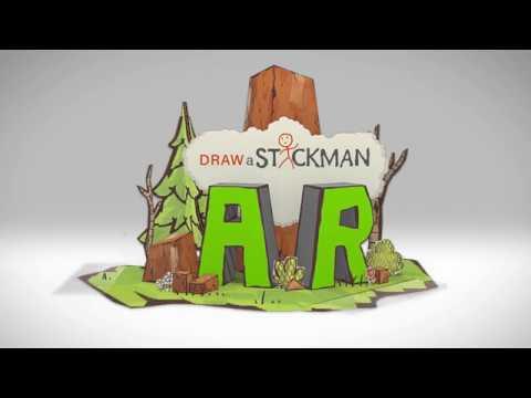 Draw A Stickman: AR - Coming To IOS - June 20, 2019