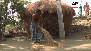 India's vanishing villages - ground zero for climate change