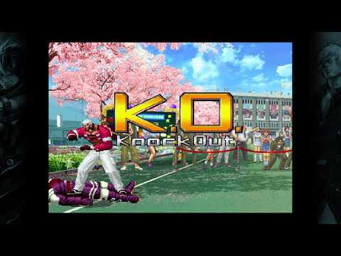 THE KING OF FIGHTERS 2002 UNLIMITED MATCH_20210212150207 #fgc |