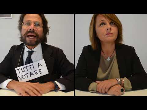 Intervista doppia: Athos De Luca vs Monica Picca