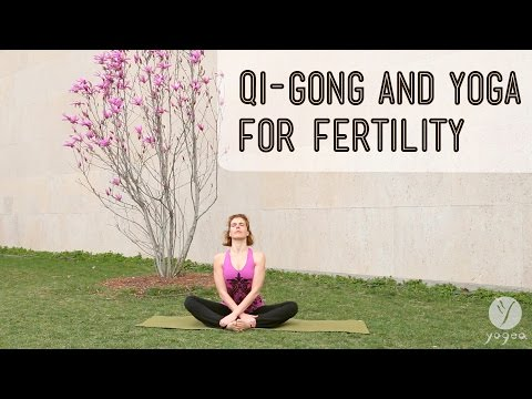 Yoga & Qi-Gong Fertility Boosting Routine: Vibrant Womb (open level)