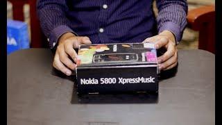 Unboxing the Original Nokia 5800 Xpressmusic! (September 2017)