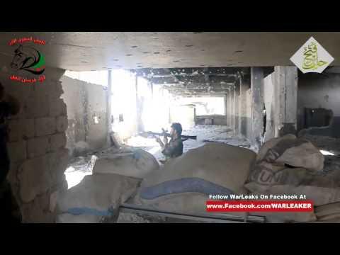 [GoPro] Война в сирии 2015