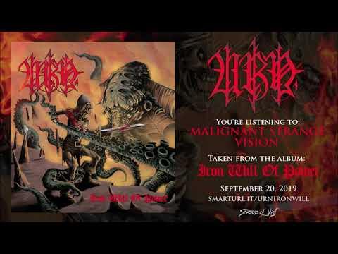 Urn - Malignant Strange Vision (official track premiere)
