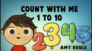 (Animated Story) Counting Balloons 1 -10