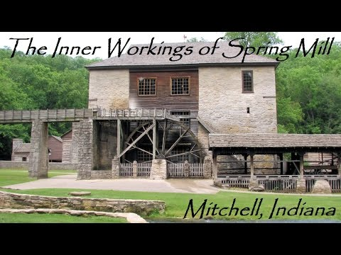 🔨 SHARKY: The Inner Workings of Spring Mill