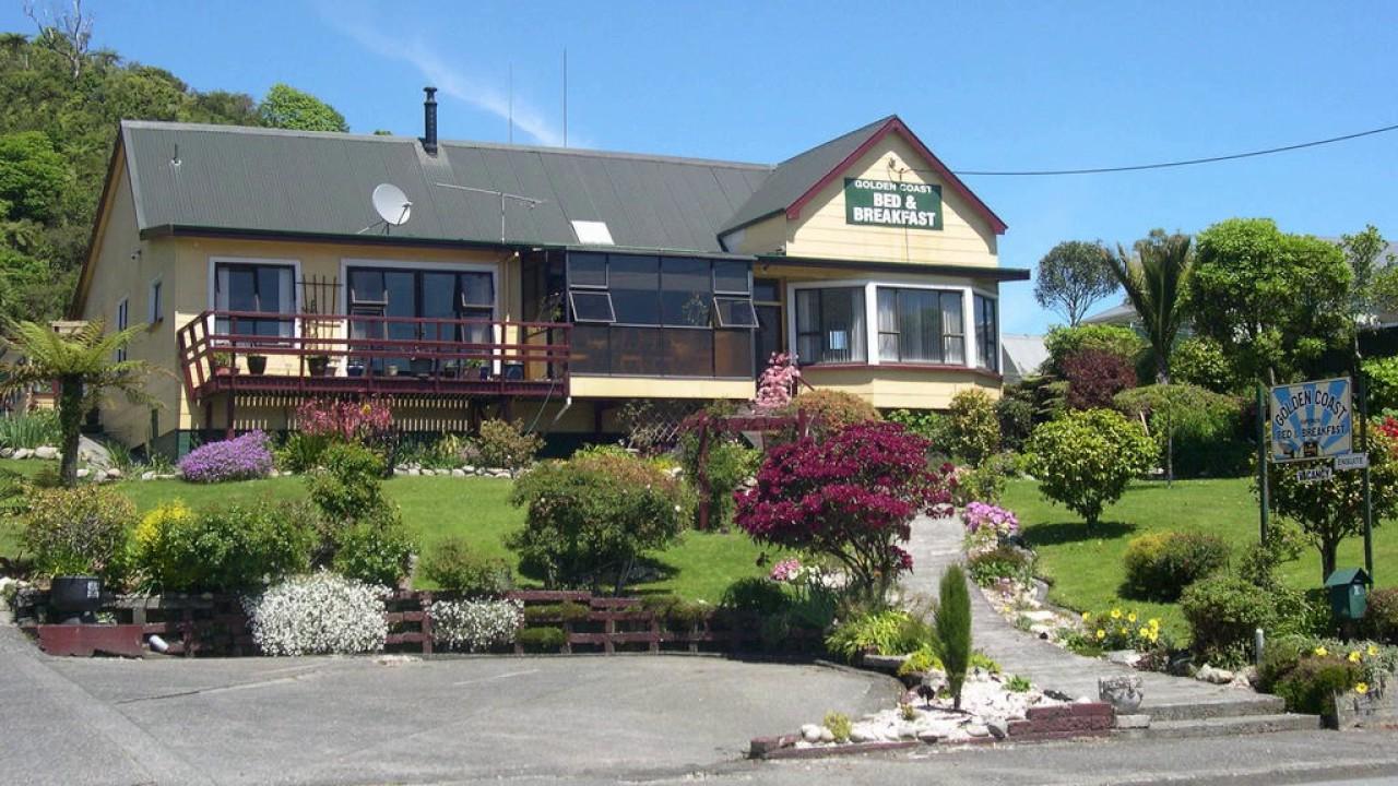 Golden Coast B B Greymouth New Zealand