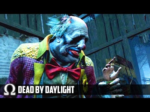BEWARE THE CLOWN'S LITTLE FINGER! | Dead By Daylight #108 Multiplayer Rounds