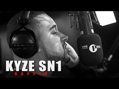 Fire In The Booth - Kyze