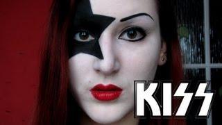 KISS - Starchild [MAKEUP TUTORIAL]