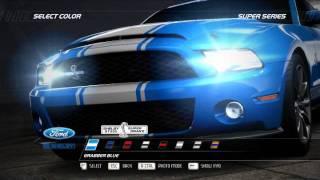 NFS Hot Pursuit engine ignition sounds - high quality