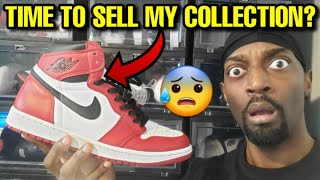 TIME TO SELL MY SNEAKER COLLEC…